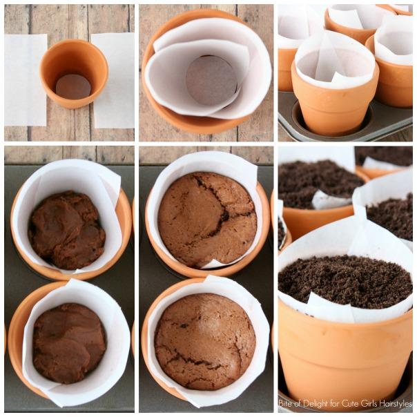 Carrot Dessert Pot