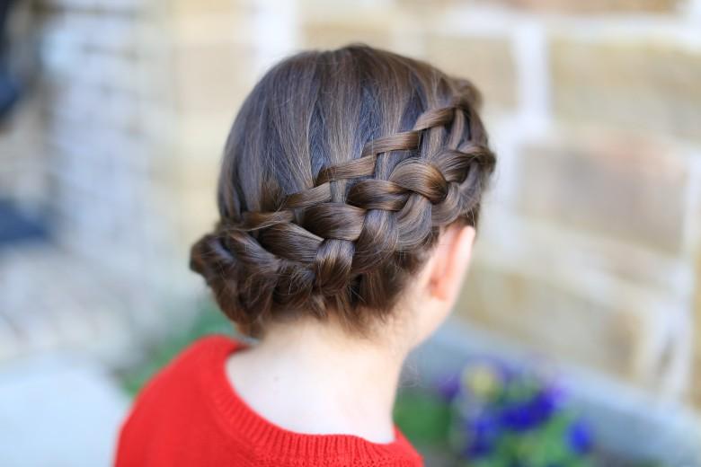 waterfall twist | Cute Girls Hairstyles