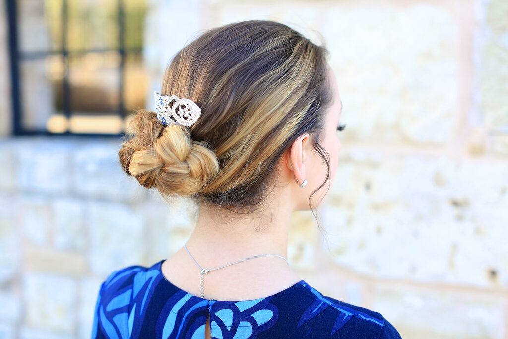 Flipped Braid Updo | Prom Hairstyles