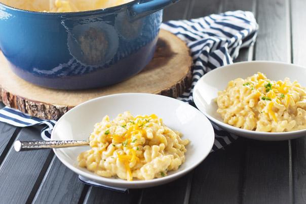 One Pot Macaroni & Cheese