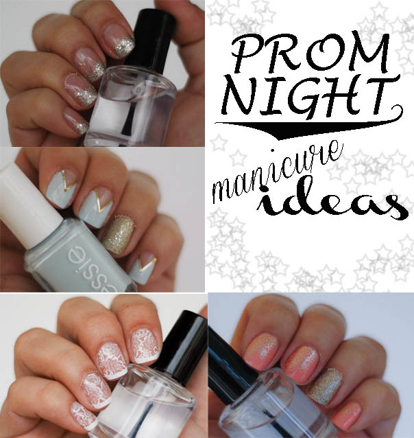 Prom Night Nails