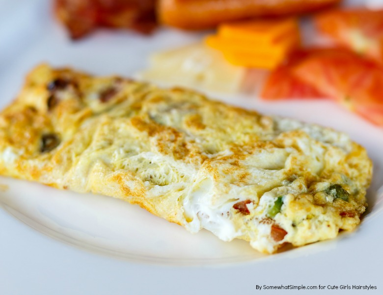 Omelets in a bag | Breakfast