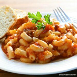 Chili Macaroni | CGH Lifestyle