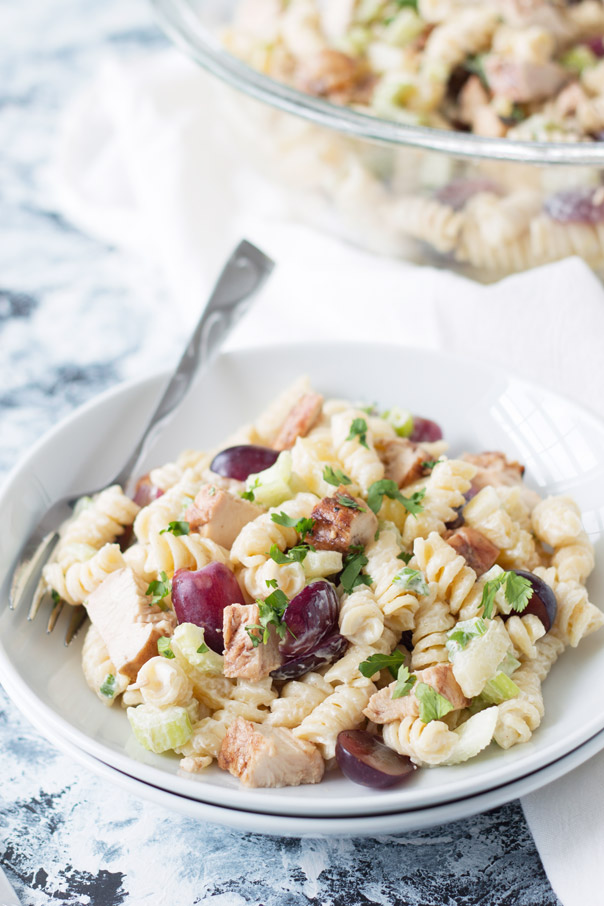 Grilled Chicken Pasta Salad   CGH Lifestyle