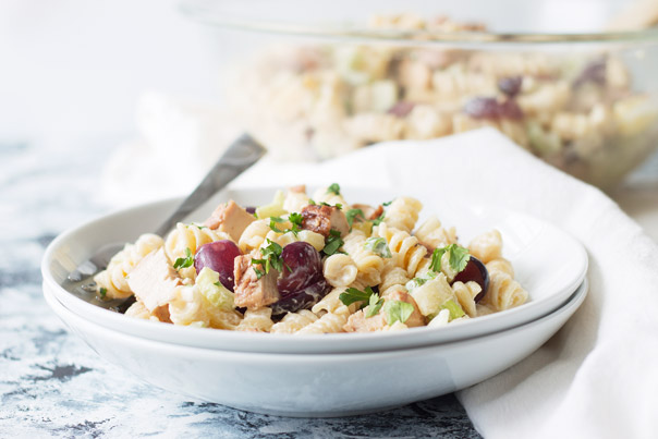 Grilled Chicken Pasta Salad | CGH Lifestyle