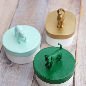 Puppy Dog Trinket Boxes | CGH Lifestyle