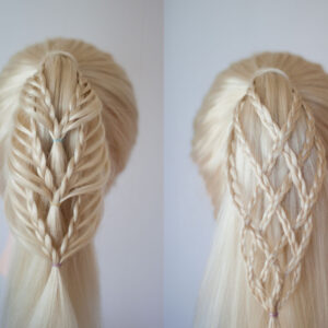 Braided Ponytail Ideas
