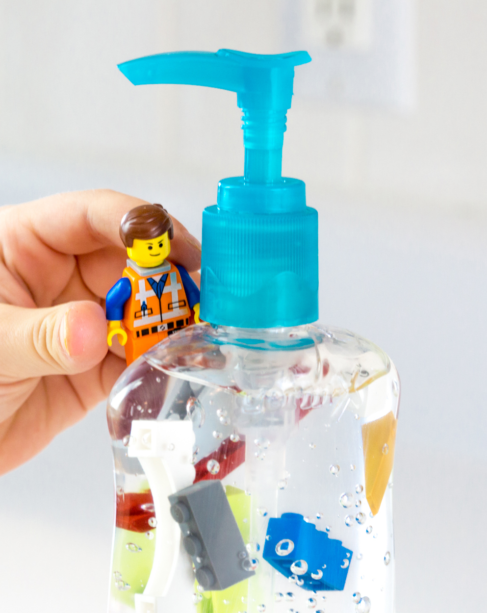 Super Easy Diy Dish Soap 3 Ingredients: 8 Super Easy DIY Lego Party Ideas