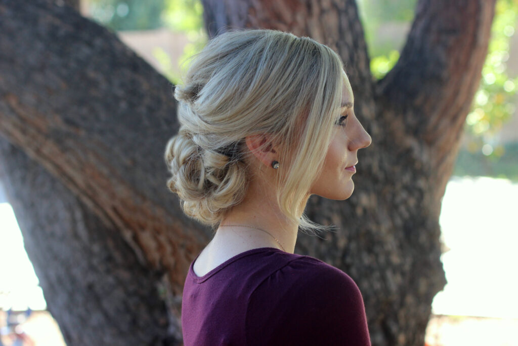 Topsy Tail Updo | Prom Hairstyles