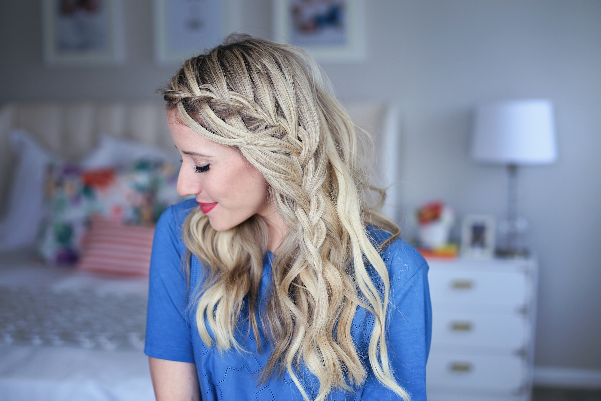 3-in-1 Cascading Waterfall | Build-able Hairstyle