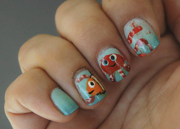 Finding Dory nails | CGH Lifestyle