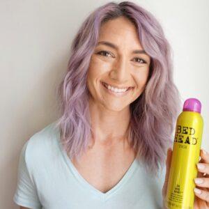 Dry Shampoo   Purple Hair