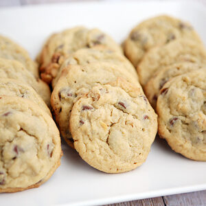 Chocolate Chip Pudding Cookies | CGH Lifestyle