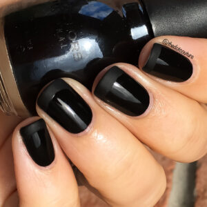 French Matte Tip Nails | CGH Lifestyle