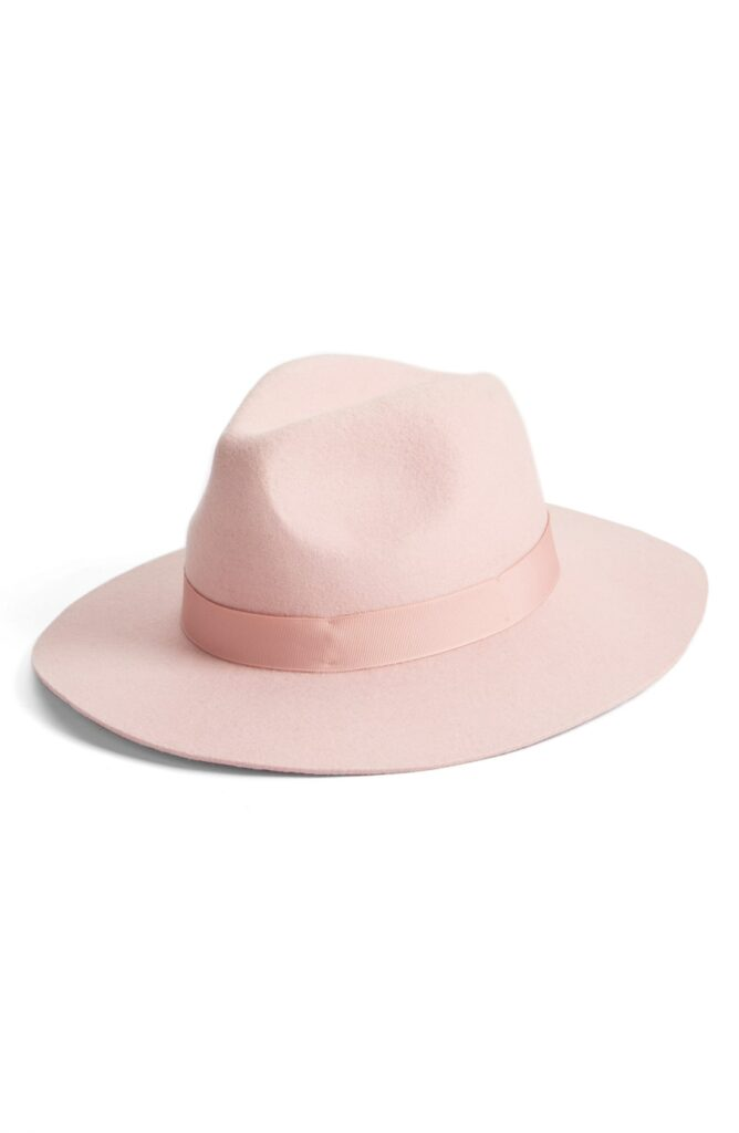Pastel Pink Hat | CGH Lifestyle