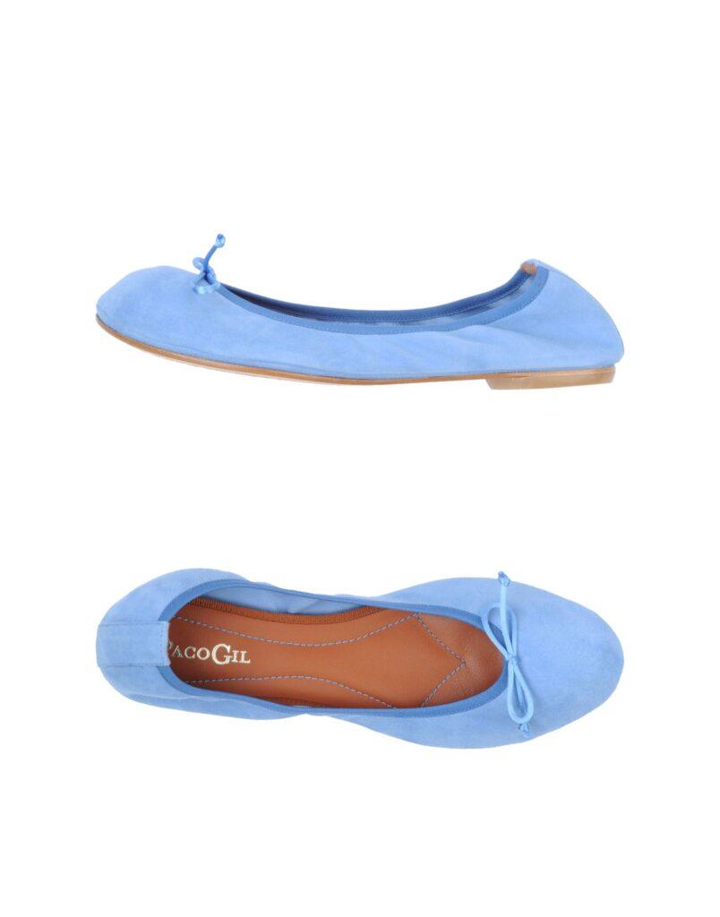 Blue Ballet Flats | CGH Lifestyle