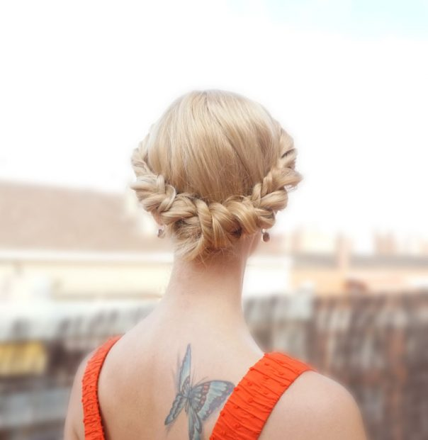 Hairstyles That Survive Heat