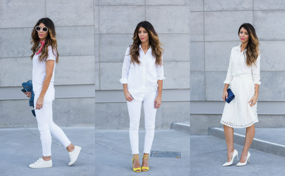 All White | CGH Lifestyle