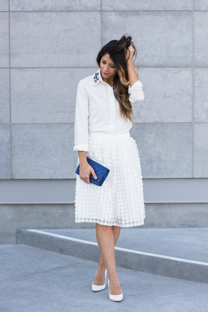 All White | Dressy | CGH Lifestyle