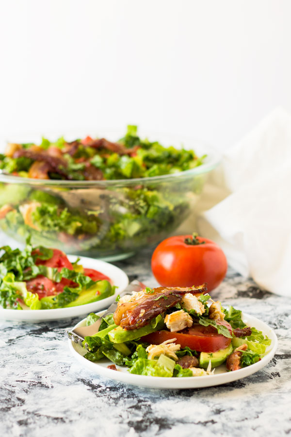 Chicken BLT Salad | CGH Lifestyle | Recipe