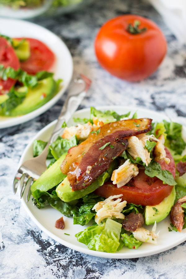 Chicken BLT Salad | CGH Lifestyle