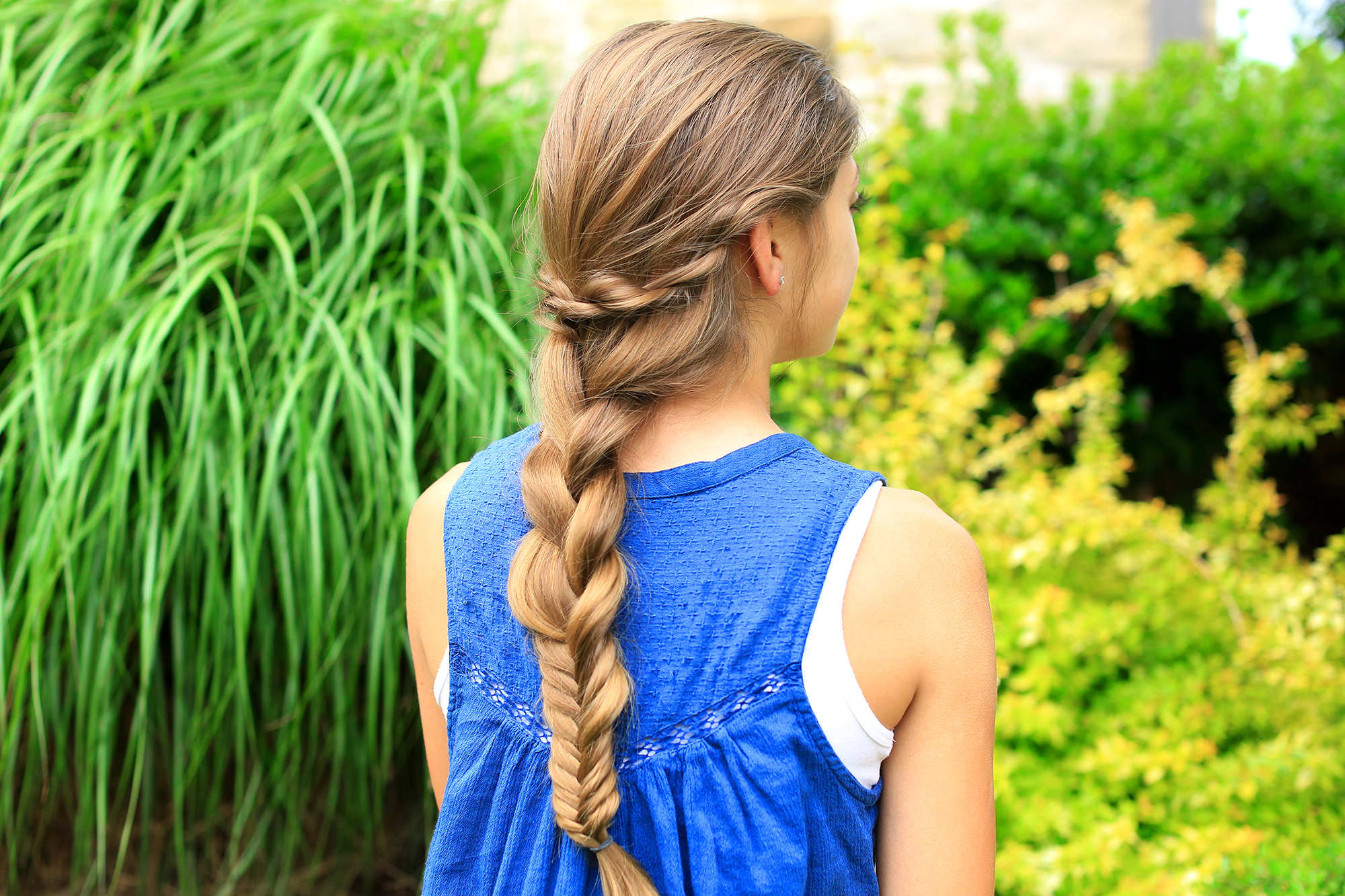 Rope Twist Combo Braid