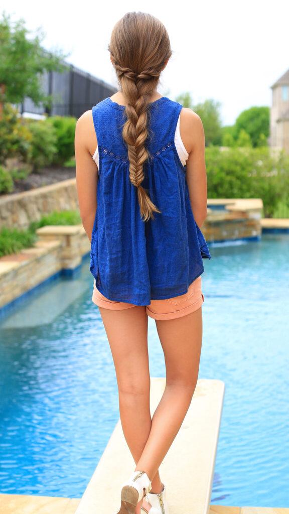 Rope Twist Combo Braid | Cute Girls Hairstyles