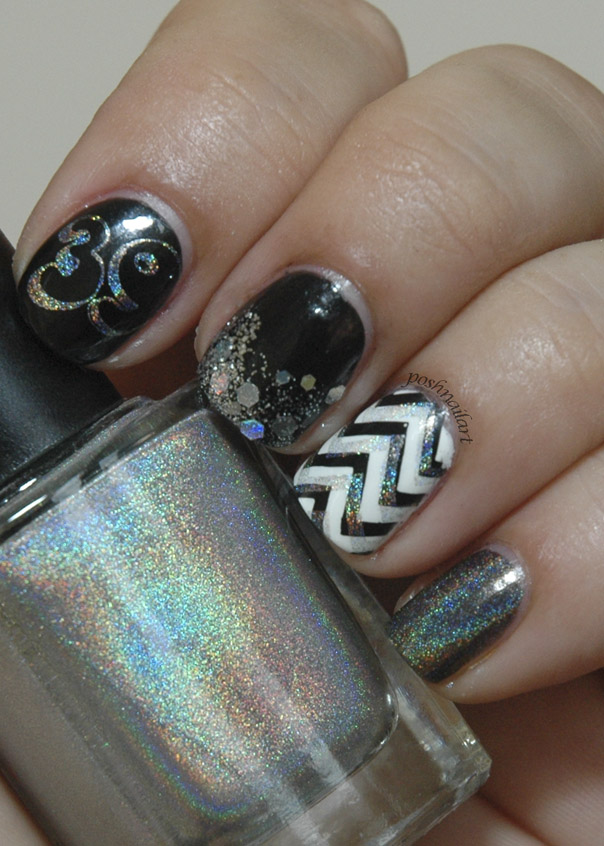 Holographic Nails | CGH Lifestyle