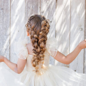 Dutch Pigtail Braided Bridal | CGH Lifestyle