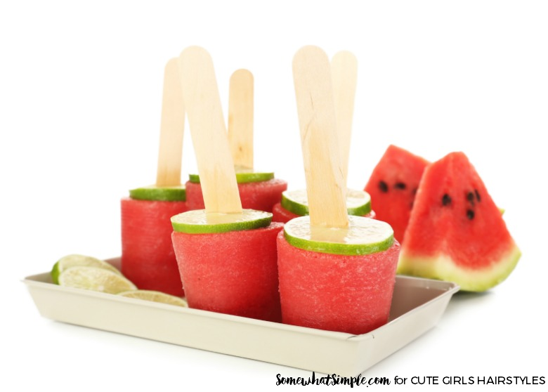 Watermelon Popsicles 3