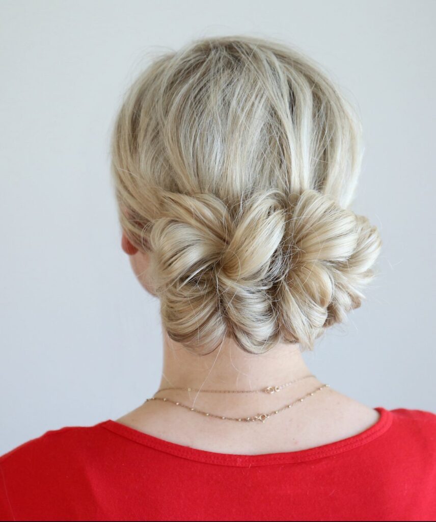 Pull Thru Updo | Cute Girls Hairstyles