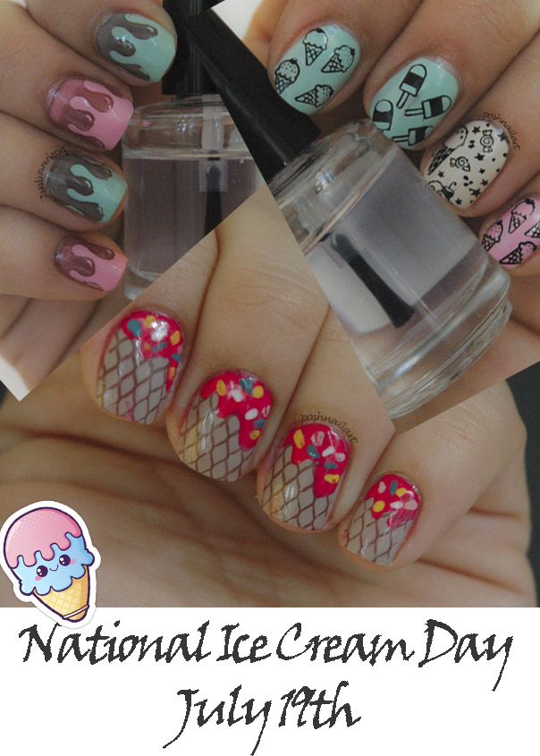 Ice Cream Nails | CGH Lifestyle