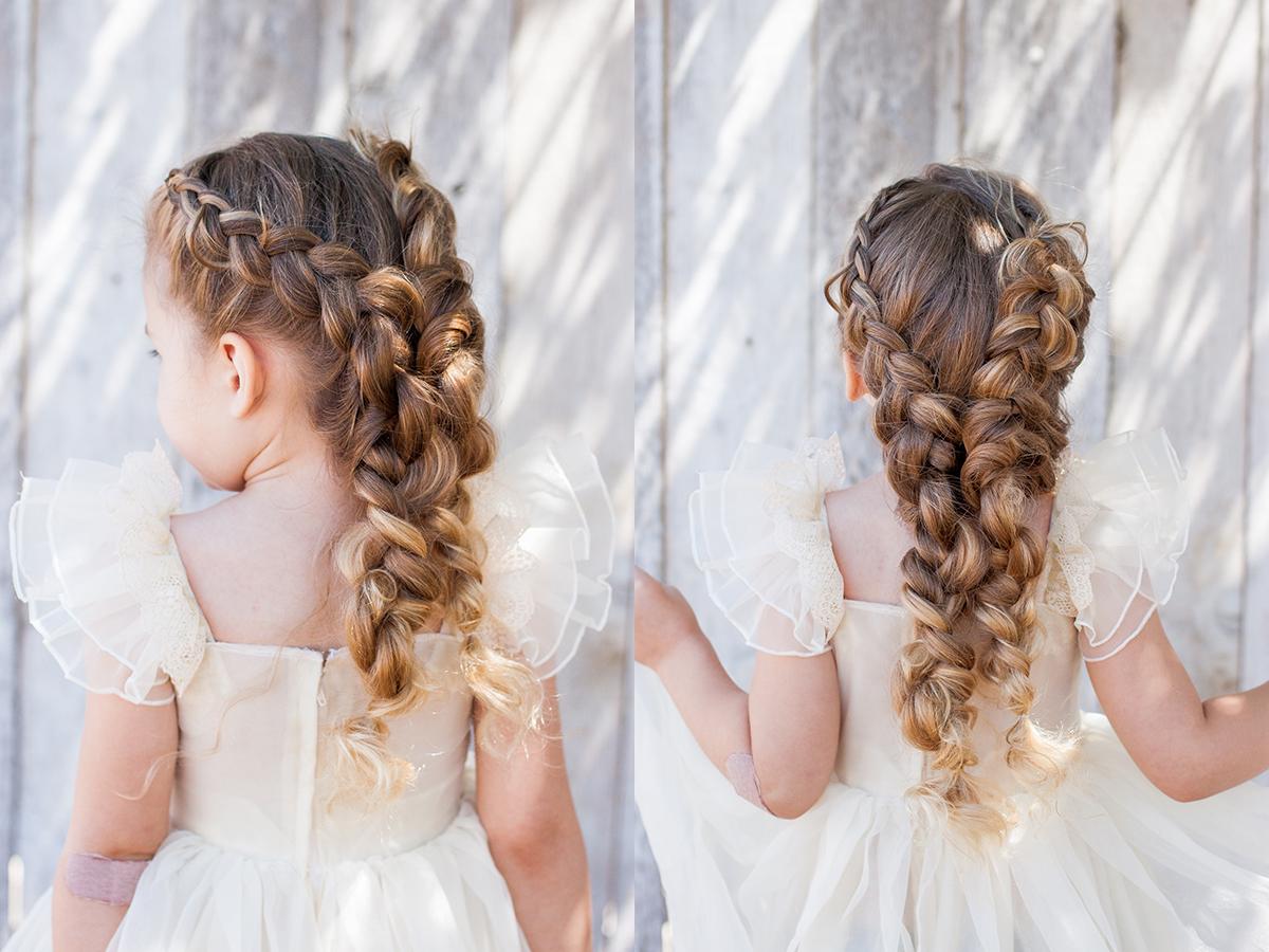 5 Bridal Hairstyles | Cute Girls Hairstyles