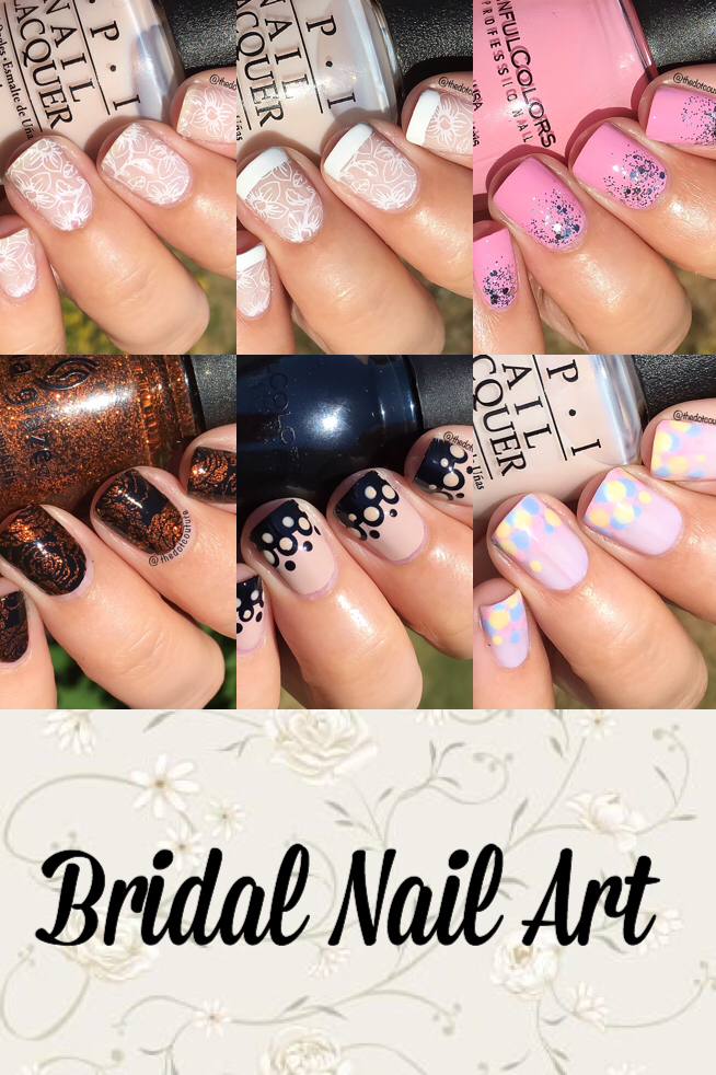 Bridal Nail Art | CGH Lifestyle