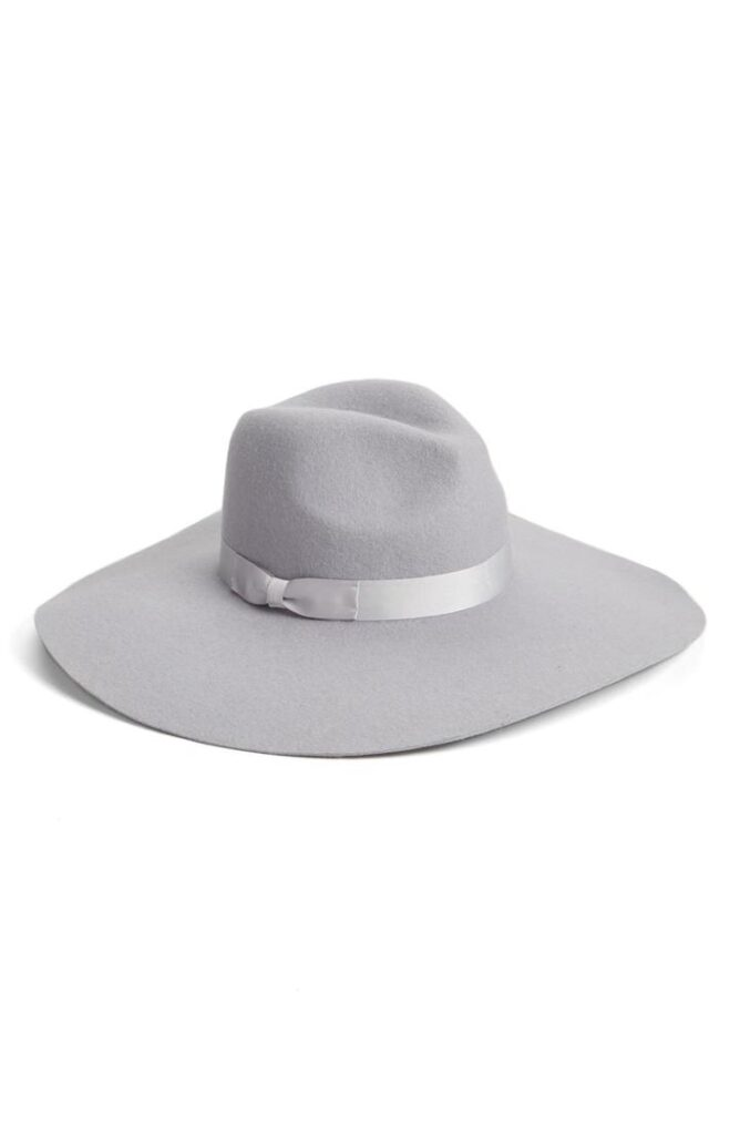 Grey Summer Hat | CGH Lifestyle