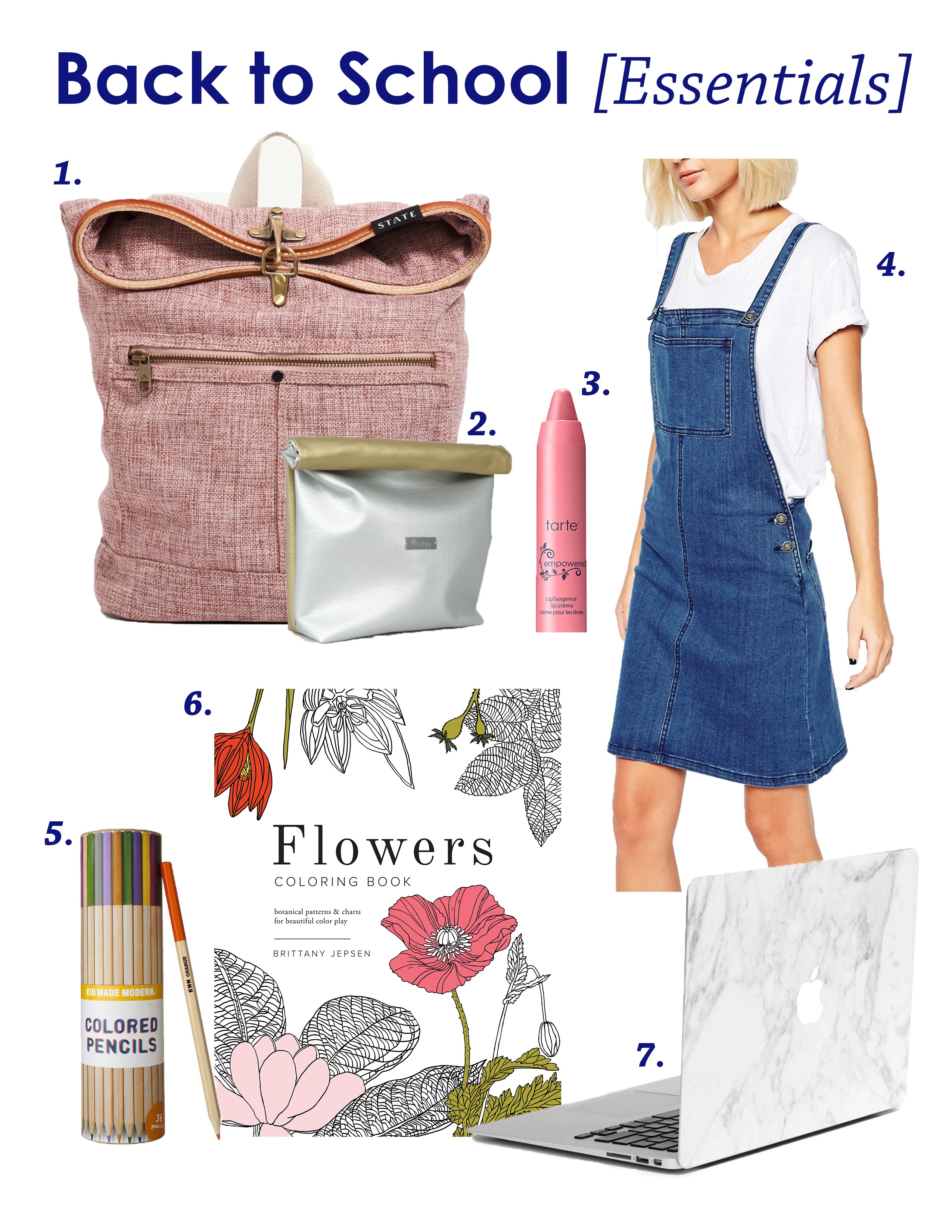 78aeb09dfd7e0 Back to School Essentials | Cute Girls Hairstyles