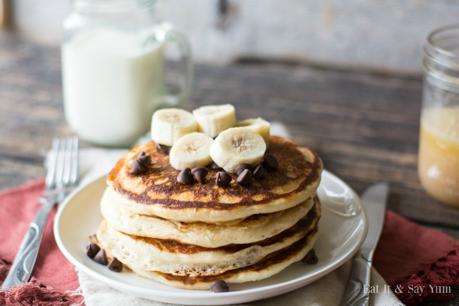 Blender Pancakes | CGH Lifestyle