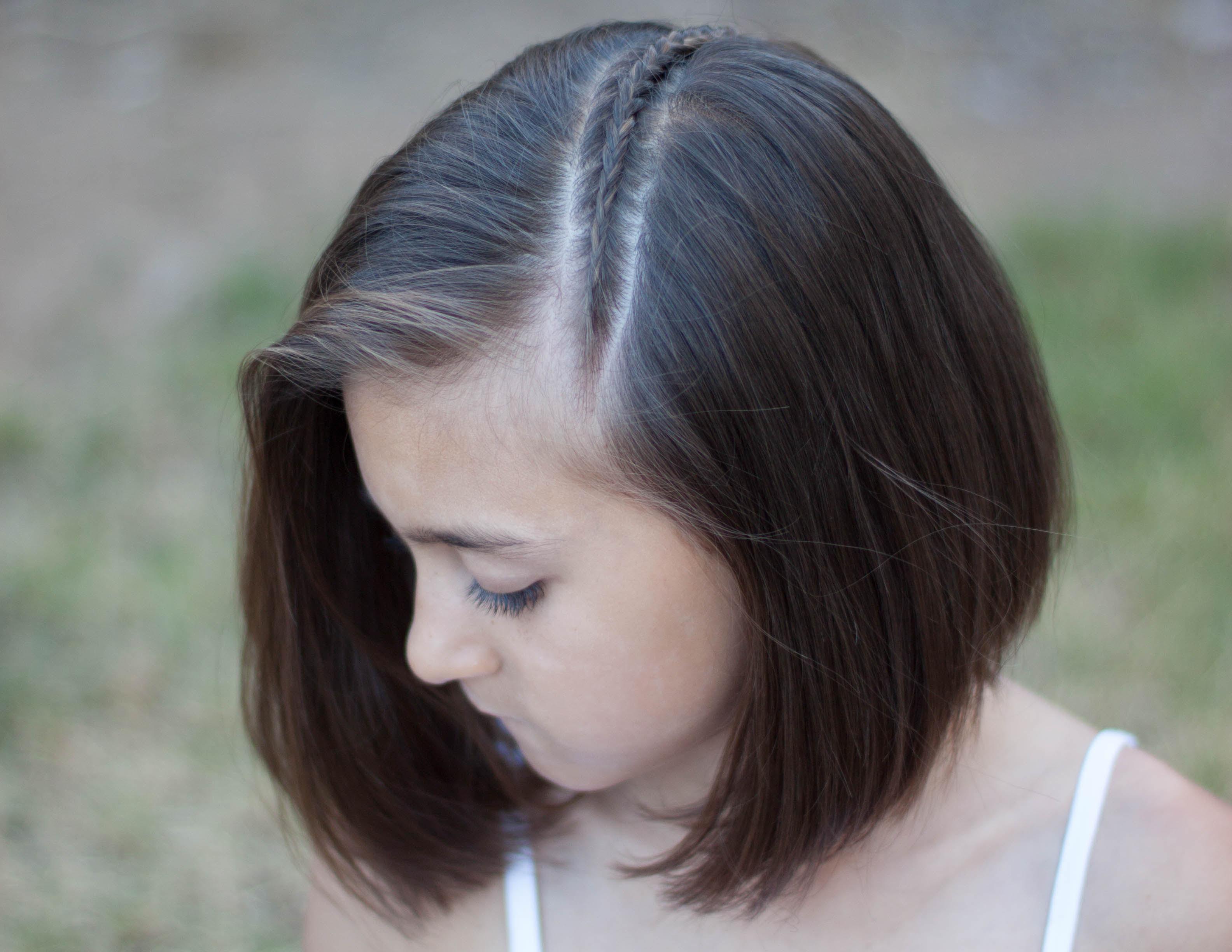 12 Braids for Short Hair   Cute Girls Hairstyles