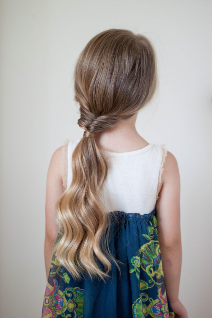 Partial French Braid | CGH Lifestyle