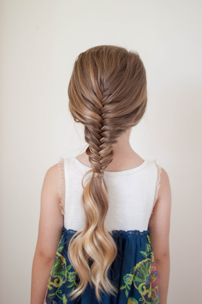 French Fishtail Braid | CGH Lifestyle