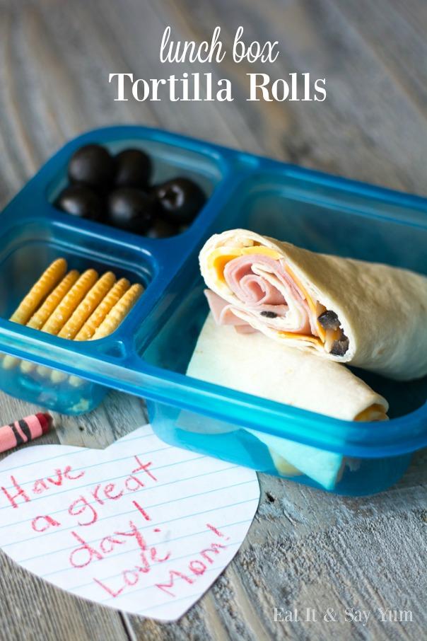 Lunch Box | Tortilla Rols | CGH Lifestyle