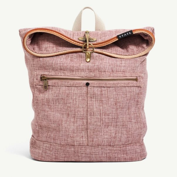 Pink State Backpack | CGH Lifestyle