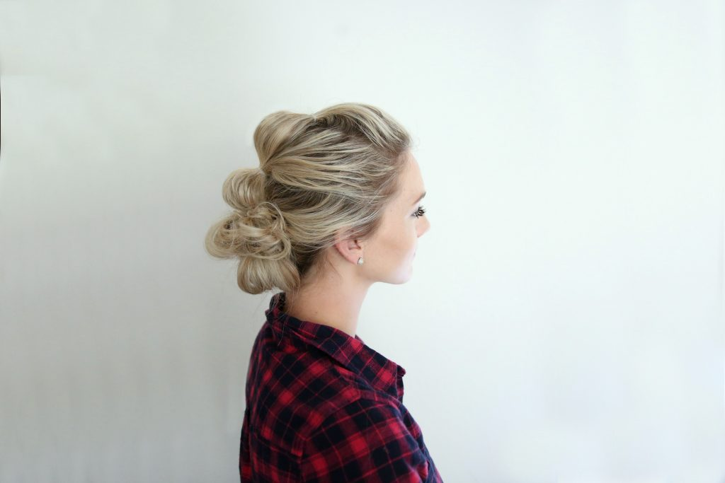 Bubble Updo   Cute Girls Hairstyles