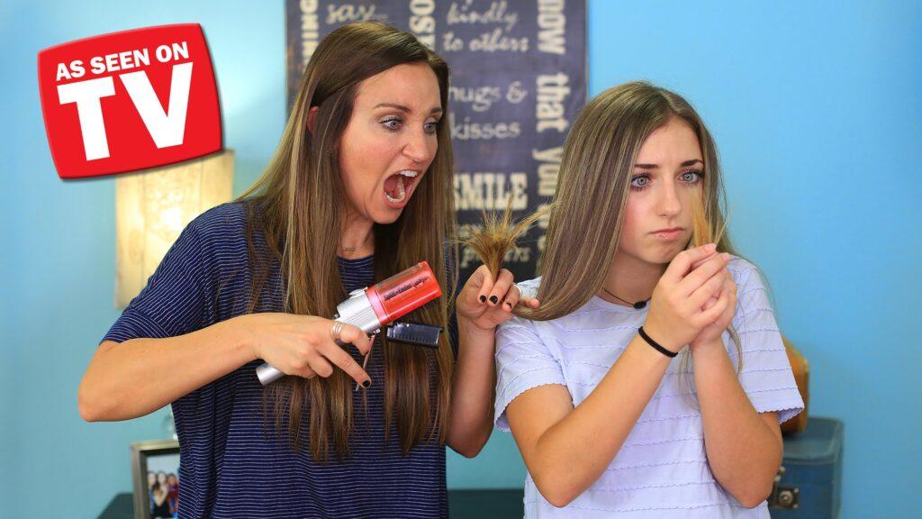 Split Ender   Fab or Fail   Cute Girls Hairstyles