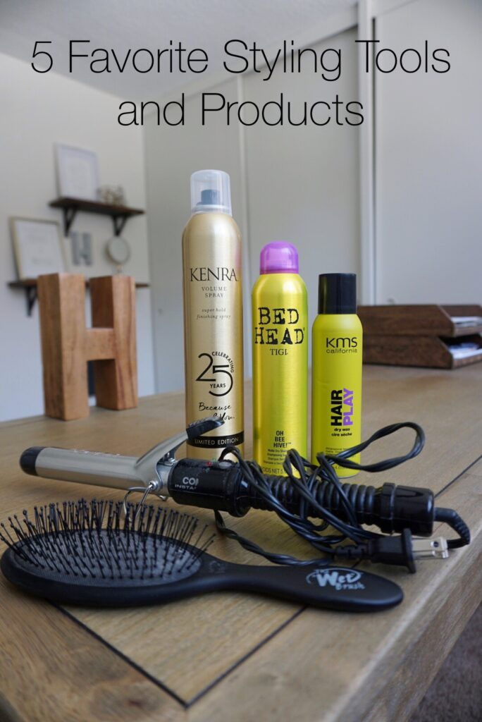 Favorite Hair Products | CGH Lifestyle