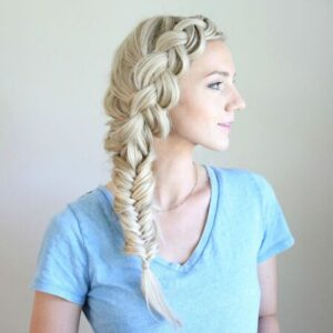 Combo Side Braid | Cute Girls Hairstyles