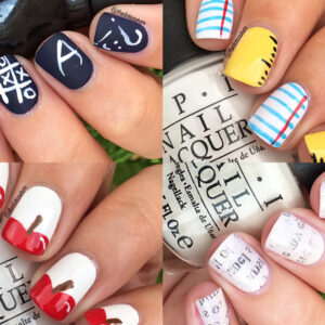 Back to School Nail Art | CGH Lifestyle