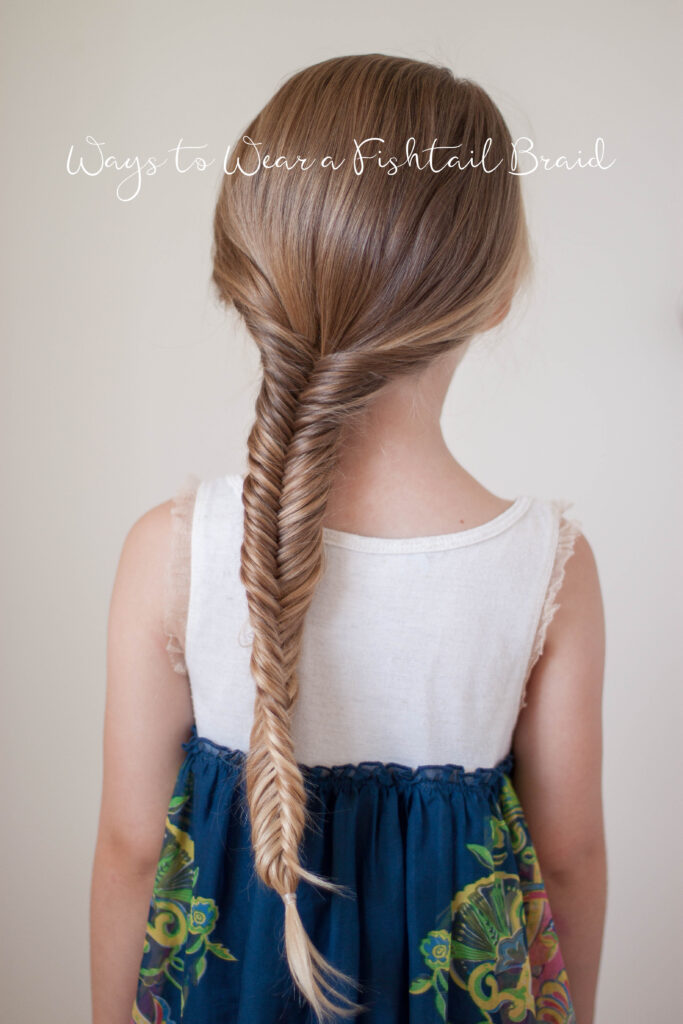 Fishtail Braid | CGH Lifestyle