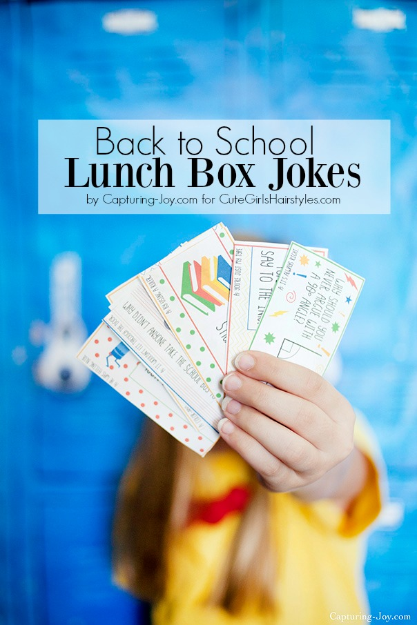 Lunch Box Jokes | CGH Lifestyle