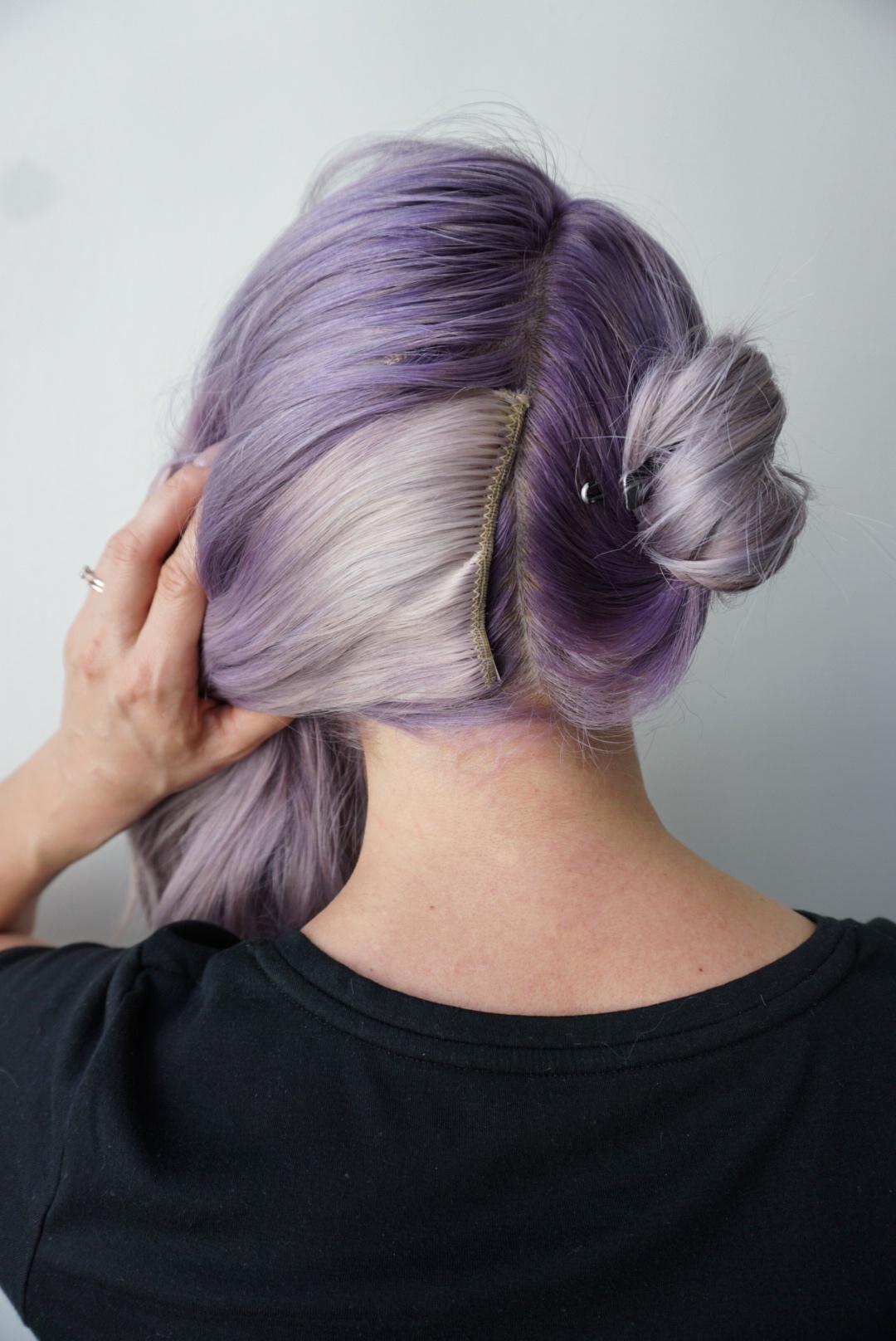 Clip In Hair Extensions For A Side Dutch Braid Cute